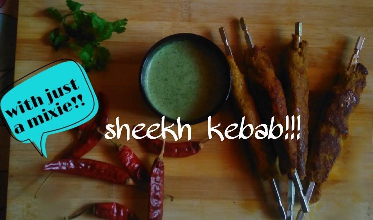 Arabic Sheekh Kebab