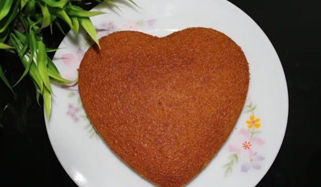 Vanila Butter Cake - with Jack fruit