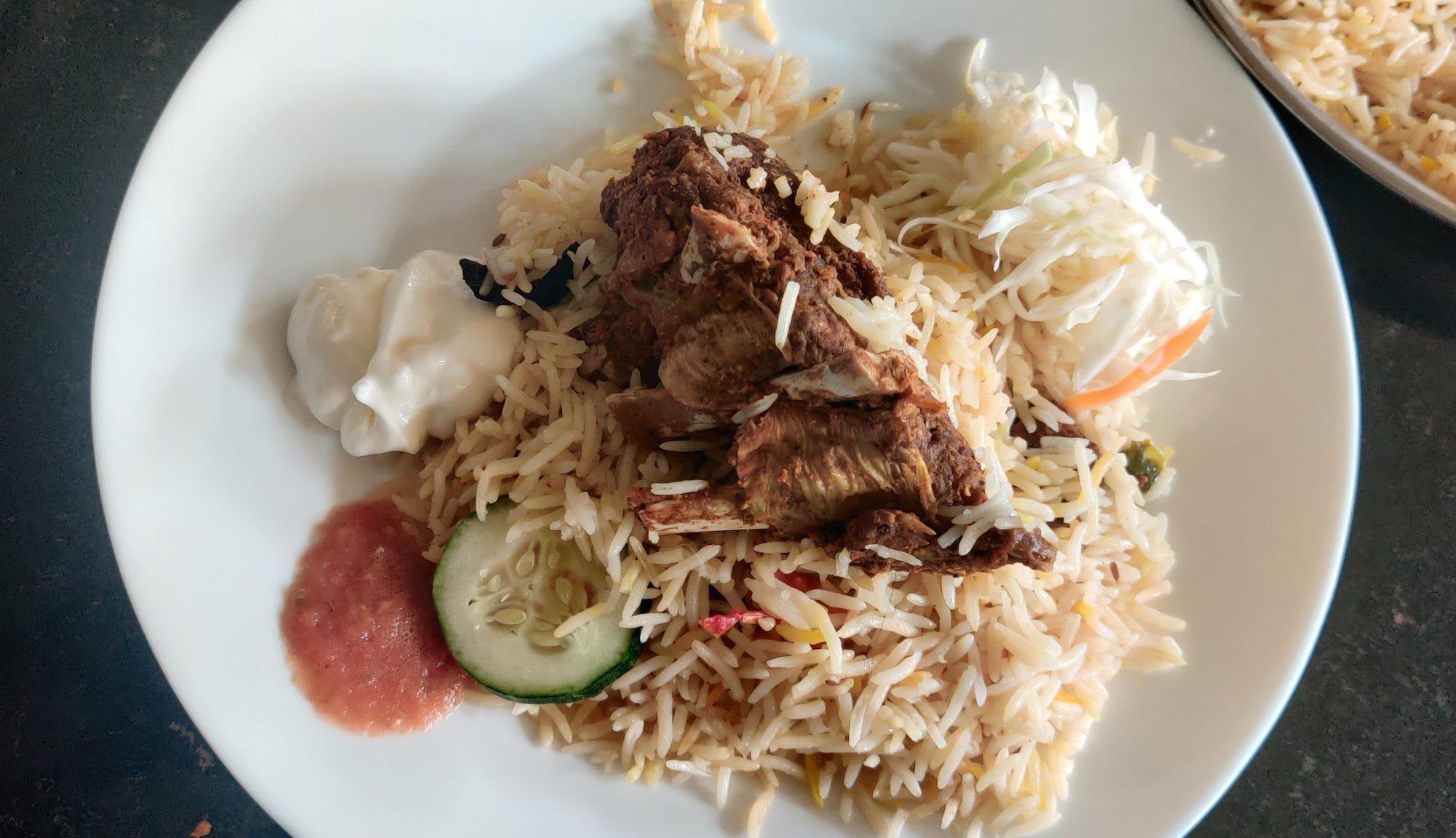Beef Mandi - Review - Soofi Mandi