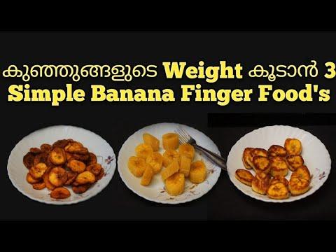 bananaFinger-foods