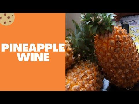 pineapple-wine